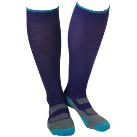 Gococo Compression Wool Socks purple